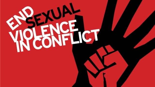 19 GIUGNO – Giornata mondiale contro la Violenza Sessuale nei conflitti armati
