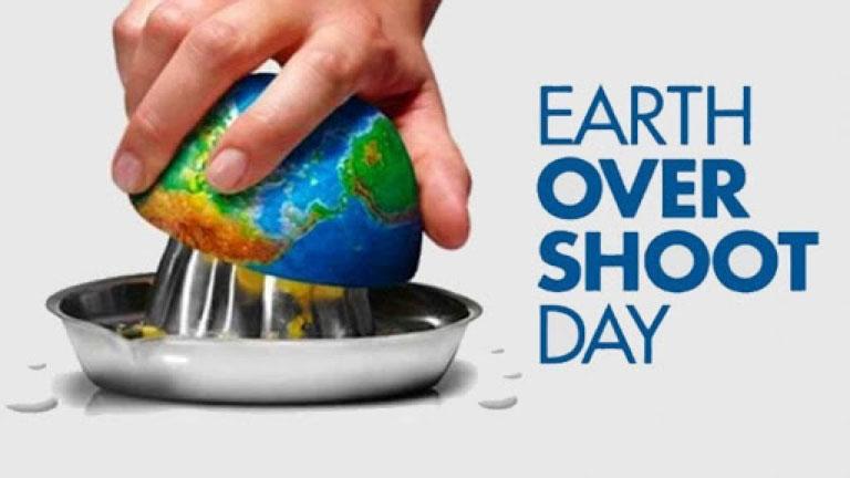 22 agosto – Giorno del sovrasfruttamento della Terra