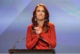 Anche in Nuova Zelanda è il tempo delle donne