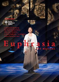 """Vi invitiamo allo spettacolo """"Eufrasia – il musical""""  per sostenere i progetti delle suore del Buon Pastore nei paesi in cui, in particolare, le donne e le ragazze più vulnerabili stanno subendo le conseguenze negative della pandemia."""